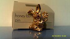 Pin -New In Box -Free Shipping Rare Vintage 1992 Avon Honey Bunny