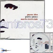 "PATTY PRAVO ""PAZZA IDEA"" RARO CDsingolo LIMITED EDITION"