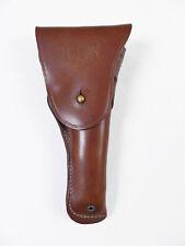 US WW2 M-1916 Holster Pistol Colt 1911 Government Lederholster Cal. 45