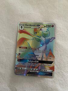 Gardevoir GX - 159/147 - Rainbow Secret Rare Card - Pokemon Sun & Moon 159/147