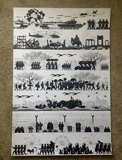 Ai Weiwei The Odyssey Limited Edition Offset Lithograph Art Print ONLY 1,000