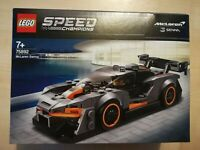 New LEGO Speed Champions McLaren Senna Model Toy Car - 75892