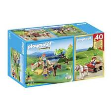 PLAYMOBIL Playmobil 5457 Country Pony 40th Anniversary Compact Set brand new