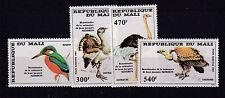 Birds Malian Stamps