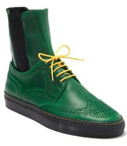 $425 - Barneys X Creative Recreation Zerilli Leather Wingtip Derby 13
