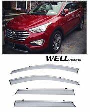 For Hyundai Santa Fe 2013-2018 SAA PP13337 Polished Pillar Posts