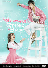 Beautiful Gong Shim Korean Drama (4DVDs) Excellent English & Quality!