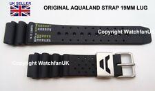 Original Citizen Aqualand Watch Strap ND Limits 19MM 59-L7331