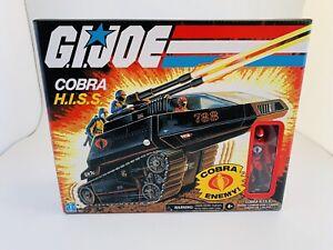 G.I. Joe Retro Cobra HISS Tank Enemy Action Figure Hasbro GI Joe Toy Exclusive