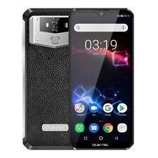 Oukitel K12 Black EU 6+64GB 10000mAh Battery Telephone Portable TéLéPhone