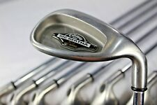 Callaway Big Bertha X-12 Pro Series Iron Set 3-9-PW-SW (54°) Rifle Shaft RH Mens