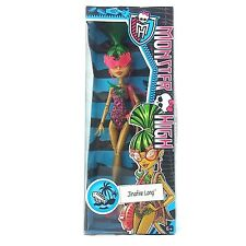 Mattel Monster High Swim Class Jinafire Long -- Justice exclusive 2013 BRAND NEW