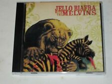 Jello Biafra with The Melvins - Never Breathe  CD NM- FREE SHIP in US