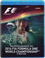 FORMULA ONE SEASON REVIEW 2014 (BLURAY) - F1 BLURAY