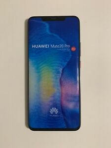 Huawei Mate 20 Pro - Dummy Phone - Non-working - Display Toy Demo Android Black