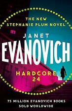 Hardcore Twenty-Four (Stephanie Plum 24), Evanovich, Janet, Good Condition Book,