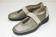 Stonefly 8 8.5 Bronze Tan Slip On Shoes Women's EU 39