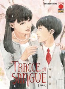 Tracce di Sangue N° 4 - Planet Manga - Panini Comics - ITALIANO NUOVO #MYCOMICS