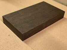 Dark Wood concealed shelf With Brackets