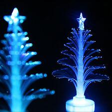 Couleur Changeante LED Fibre Optique Lampe Veilleuse Plein de couleurs