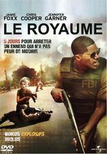 Le Royaume (Jamie Foxx, Jennifer Garner) - DVD