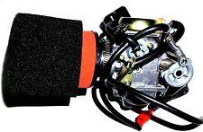 PERFORMANCE CARBURETOR W/ 2 STAGE FILTER DAZON RAIDER 150 150CC GO KART CART NEW