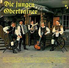 DIE JUNGEN OBERKRAINER Die Jungen Oberkrainer LP Vinyl Record Album Swiss EX