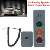 Home Garage Car Reverse Parking System Assist Helper Sensor Aid Guide Stop Light