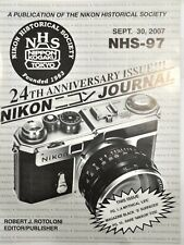 Nikon Historical Society Journal 2007: Life Magazine Nikon S!