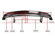 For HONDA S2000 Car Racing Drift Rear GT Spoiler Wing Sets SP-Style Carbon Fiber
