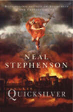 Quicksilver (Baroque Cycle 1), By Neal Stephenson,in Used but Acceptable conditi