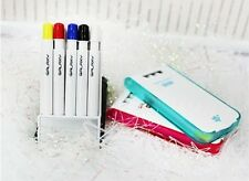 Galaxy Ball Point Pen Set stationery mechanical pencil highlighter pen travel