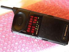 Telefono Motorola Microtac Elite led rossi anche  startac,  8900, 8700, 8200