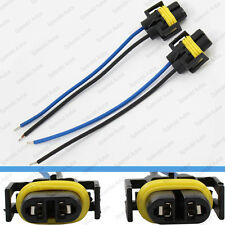 2 Pieces H11 / H8 / H9 Wiring Harness Socket Wire Connector Plug