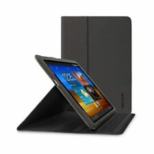 """Belkin Samsung Galaxy Tab 7.0/Tab 2 7""""/Plus sottile supporto Folio Custodia/Coperchio Nero"""