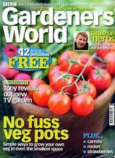 Gardeners' World Magazine -  April 2009
