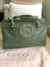 Gucci, Blondie, Leather Satchel, Pre-Owned very good condition!!!