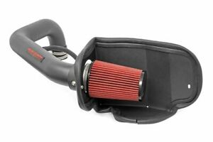 Rough Country Cold Air Intake (fits) 1997-2006 Jeep Wrangler TJ | 6 CYL / 4.0L