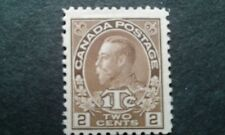 Canada #MR4 mint hinged ~1811.1938