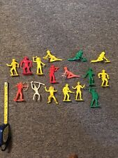 Vintage Collection Plastic Cowboys And Indians