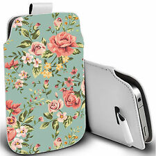 Patterned Mobile Phone Pouch for Apple