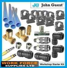 John Guest-Workshop Air Line Starter Kit-Air Line Fittings- Full Starter Kit
