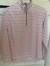 Joules Cotton Blend Striped Hoodies & Sweats for Women