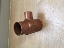 Nibco Copper Tee for Commercial Water Service