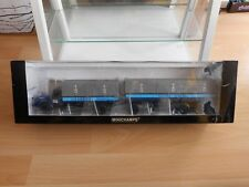 "Minichamps Henschel HS 140 ""Kuhne & Nagel Hamburg in Blue/Grey on 1:43 in Box"