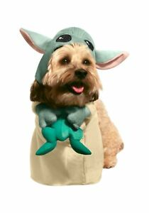 Star Wars: The Mandalorian The Child with Frog Pet Costume