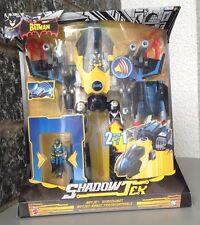 2007# The Batman Shadowtek Batjet Shadowbot Vehicle Robot#Nib