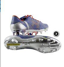 e5a801f4d2b Under Armour Spotlight Football Cleats Size 14 Silver Blue Orange  1280533-284