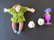 Burger King Hunchback of Notre Dame Quasimodo toy lot puppet