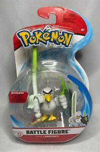Pokemon Battle Figure SIRFETCH'D - New / Sealed